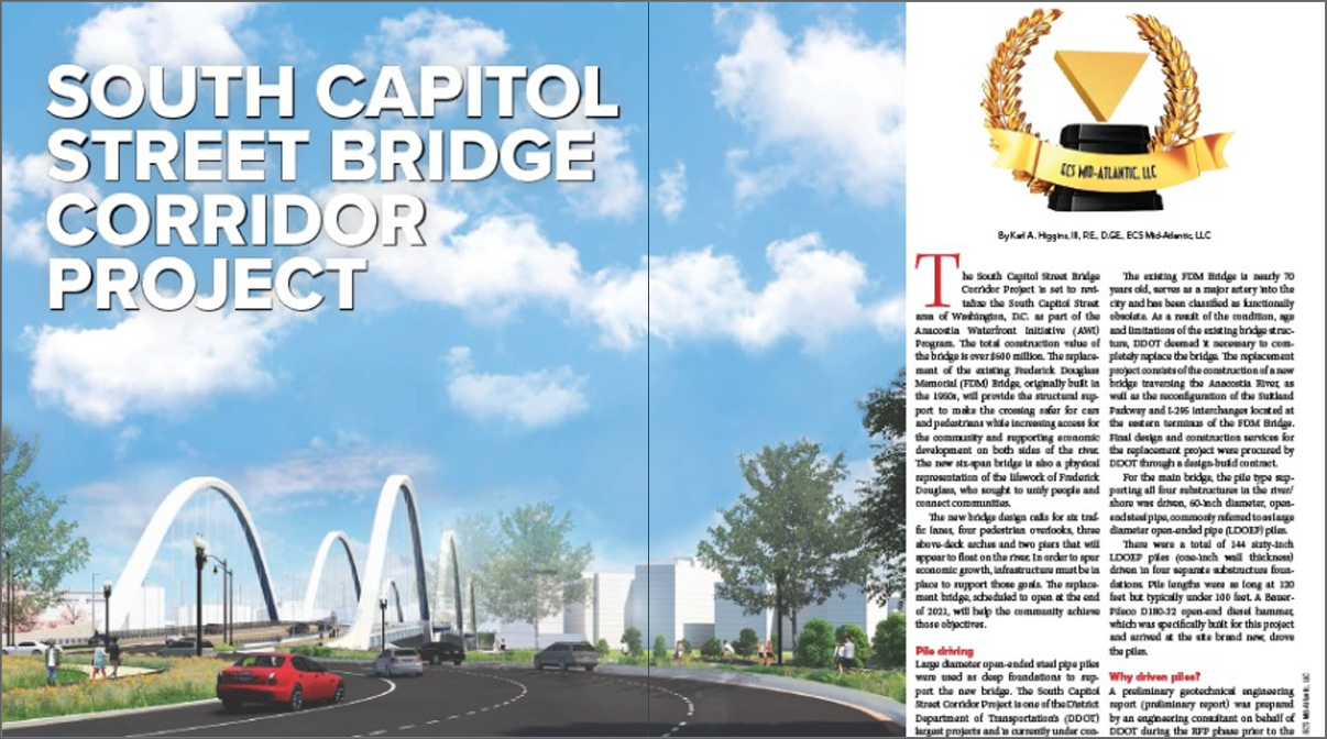 South Capitol Street Bridge Corridor Project