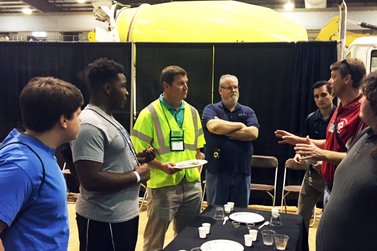 Ellis-ECS provides Learning Labs for Northeast Florida Construction Career Days image